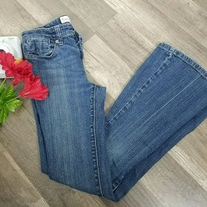 Girls Old Navy The Girlfriend Flare Classic Rise